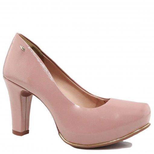 2dd355f440 Sapato Dakota Scarpin Salto Grosso B9851