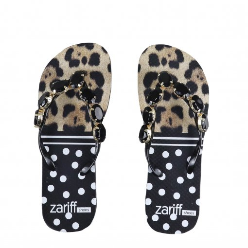 Chinelo Zariff Shoes Casual Estampa