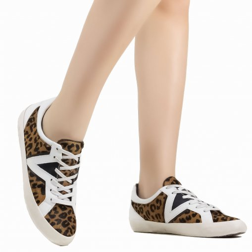 Tênis Schutz Animal Print Casual