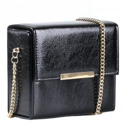 Imagem - Bolsa Zariff Shoes Clutch Corrente
