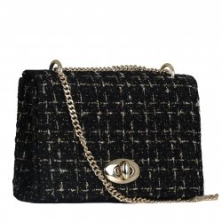 Imagem - Bolsa Zariff Shoes Clutch Tweed