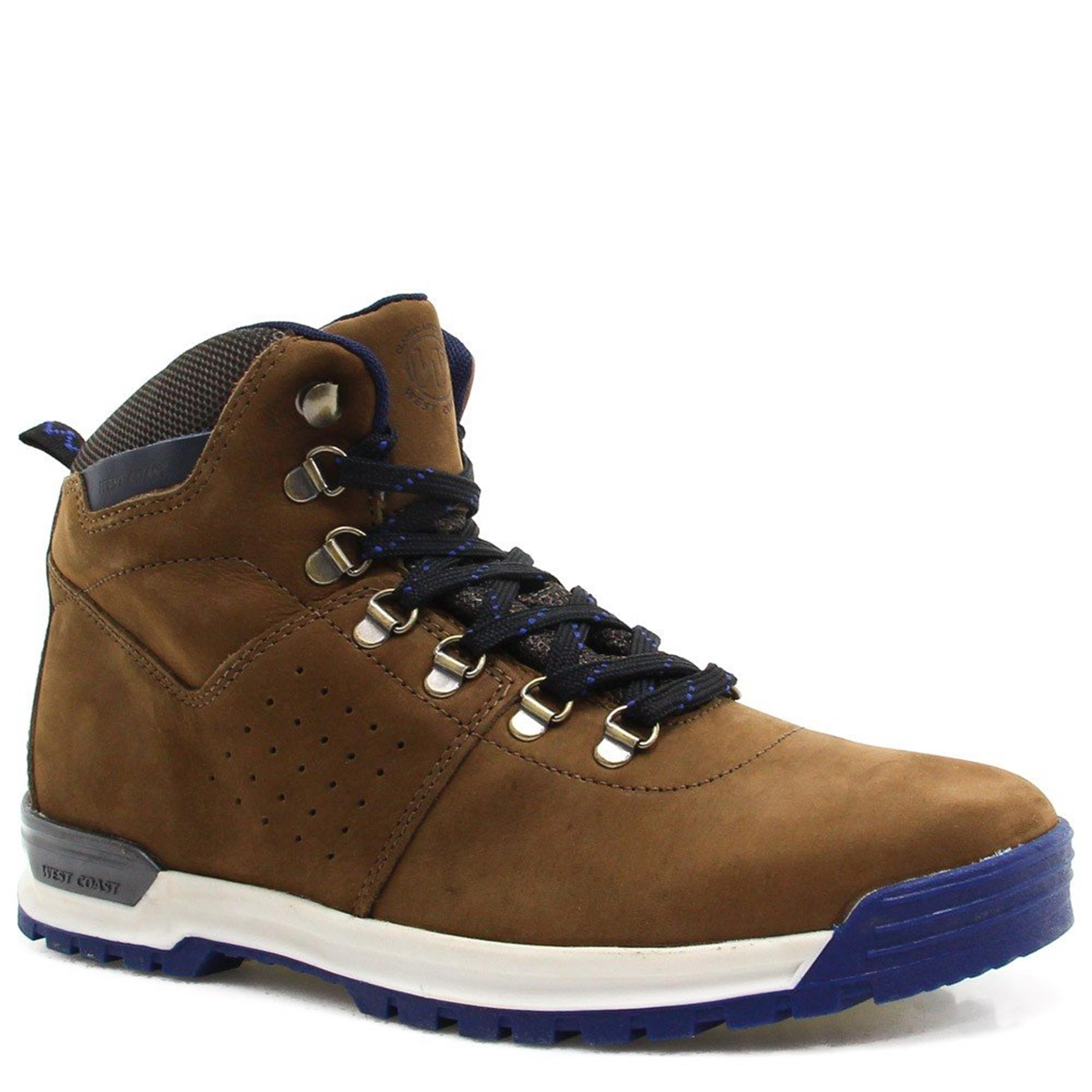 Bota West Coast Casual Cano Curto
