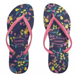 Imagem - Chinelo Havaianas Floral