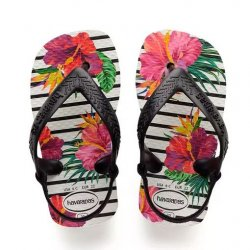 Imagem - Chinelo Havaianas Infantil Baby Chic