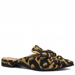 Imagem - Mule Zariff Shoes Animal Print Laço