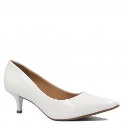 f8380a267 Sapato de Noivas Vizzano Scarpin Salto Fino
