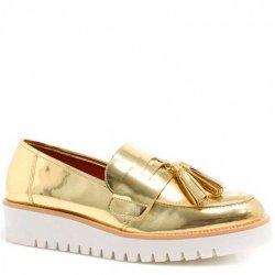 08c4ffa85 Sapato Mocassim Zariff Shoes Flatform