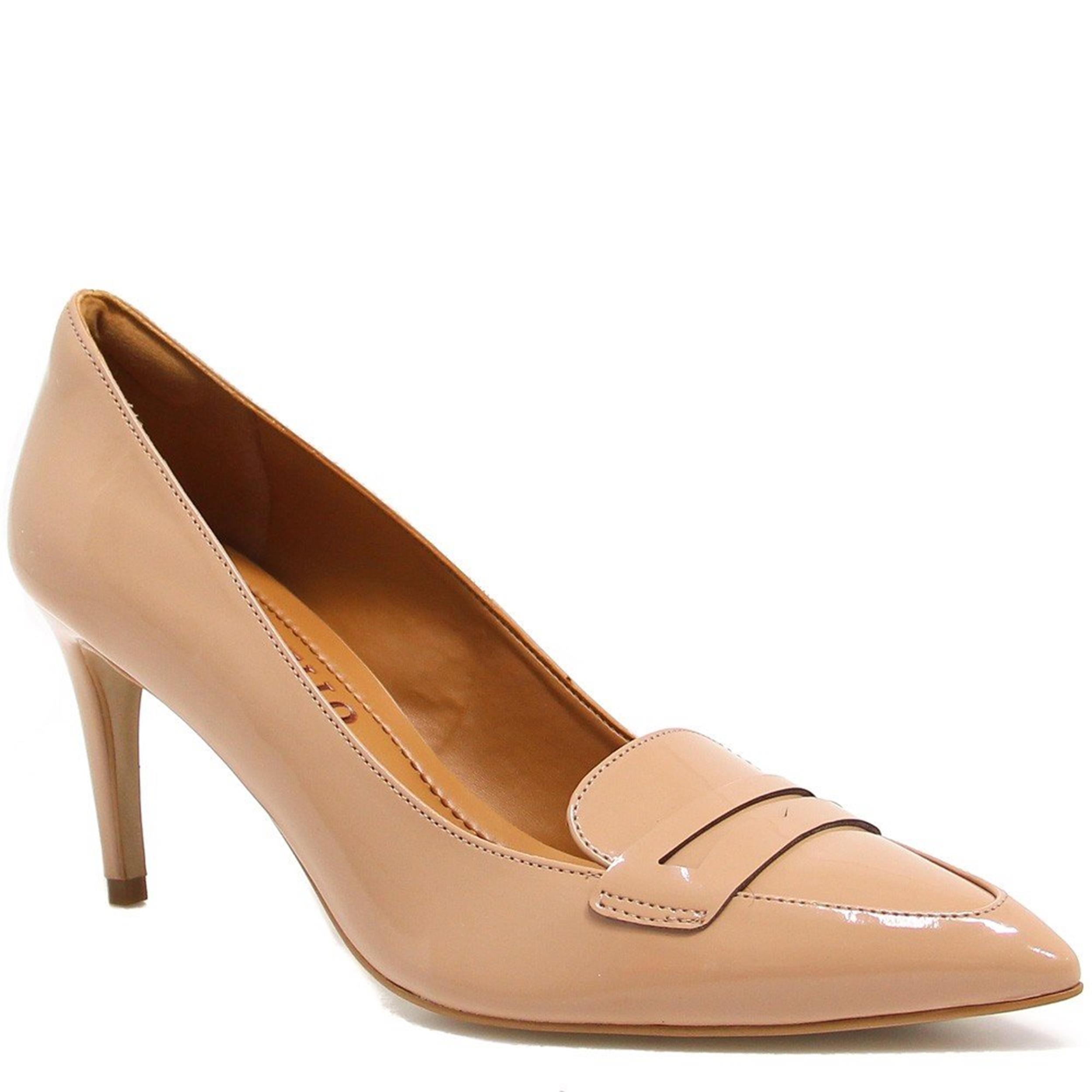 482251708 Sapato Cecconello Scarpin Verniz