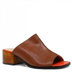 e977d6e63d Tamanco Zariff Shoes Bico Aberto Salto