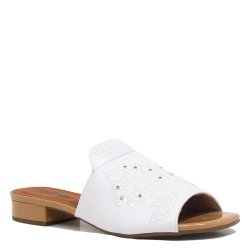 36f54aeb60 Tamanco Zariff Shoes Bordado Flores