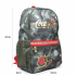 Mochila Coca-Cola Militar Patches  2