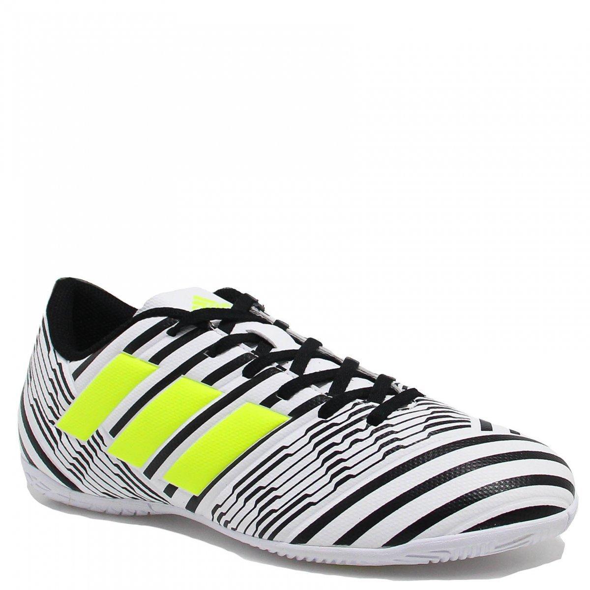 Chuteira Adidas Futsal NEMEZIZ 17.4 S82473  f7bc676c7a834