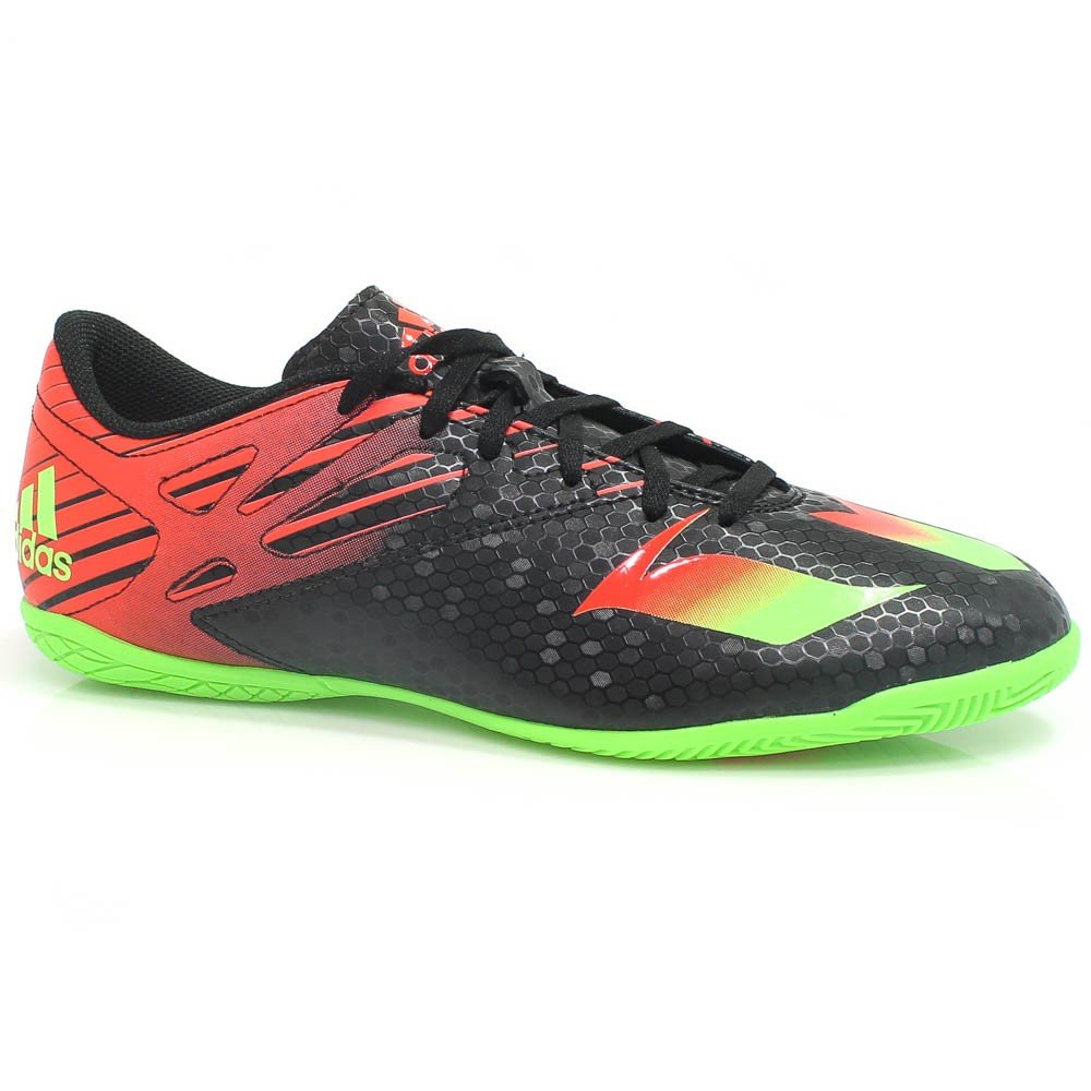 d81a1fb4c5 Chuteira Adidas Messi 15 4 Futsal AF4675