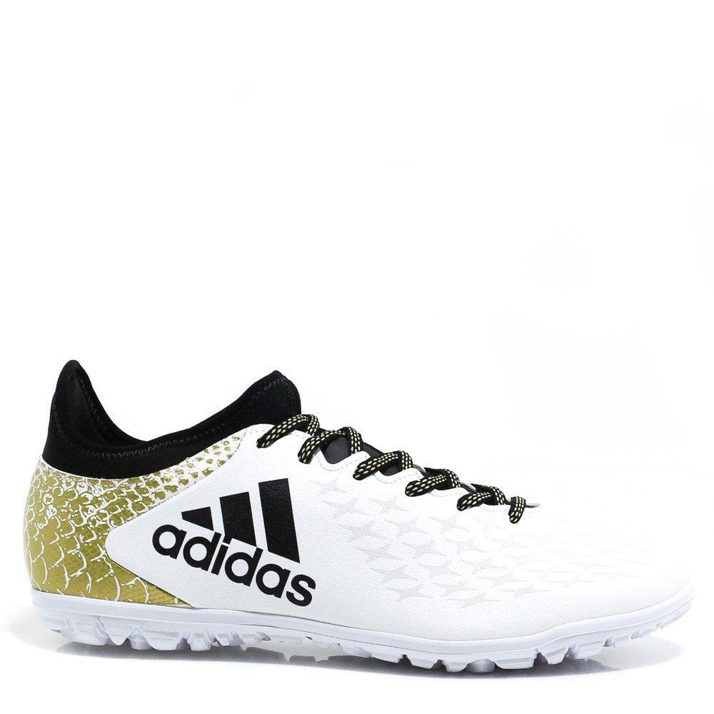 4b604a241d Chuteira Adidas x 16.3 Society AQ4352
