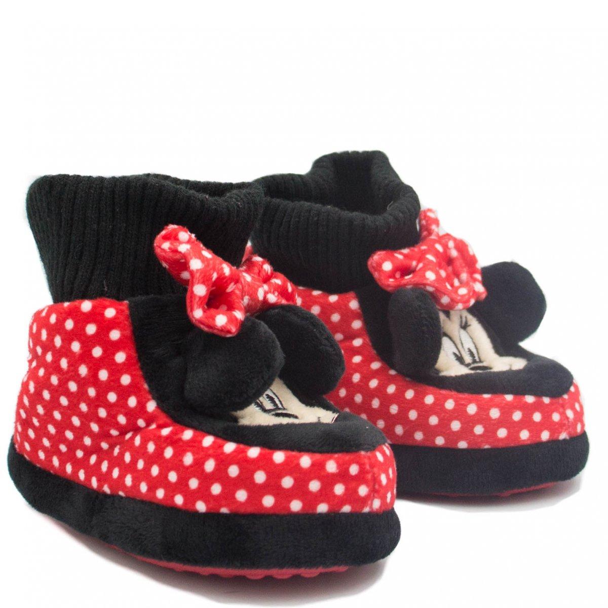 bccb845dd Pantufa Flat Ricsen Minnie Mouse 12051RC | Betisa