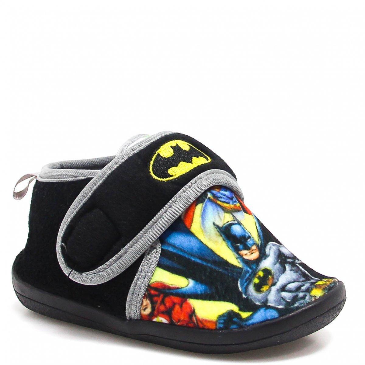 a7b56c85164855 Pantufa Ricsen Infantil Liga da Justiça Batman