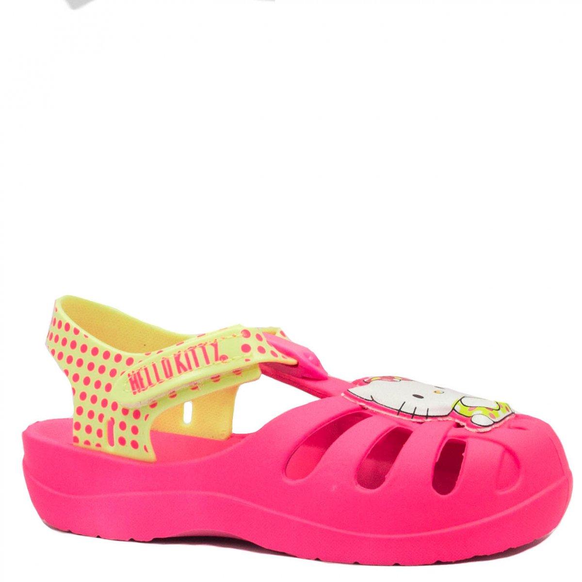 d5136f510 Sandália Infantil Grendene Hello Kitty 21880 | Betisa