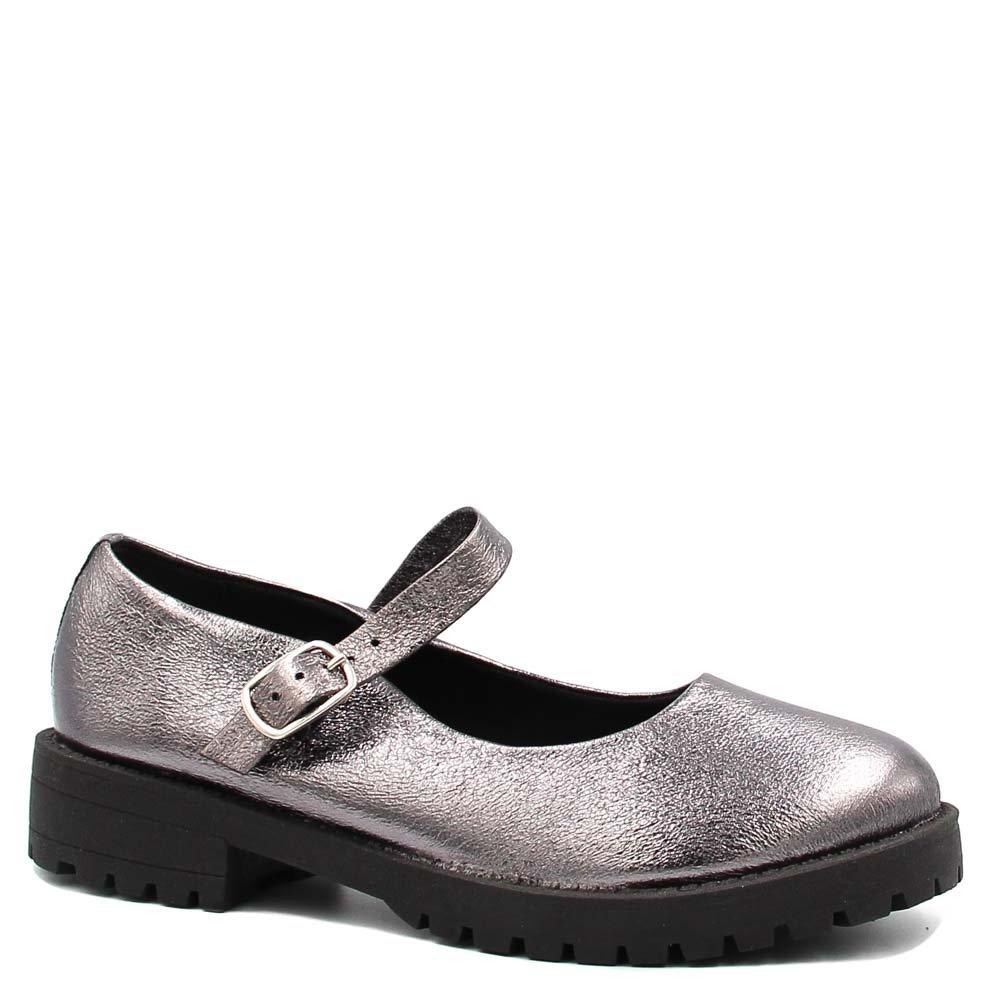 b895b60f0d Sapato Boneca Zariff Shoes Verniz Fivela 808111688   Betisa