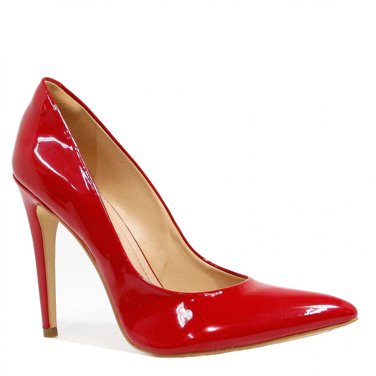 8c5d5f9a86 Sapato Cecconello Scarpin Verniz 1288020