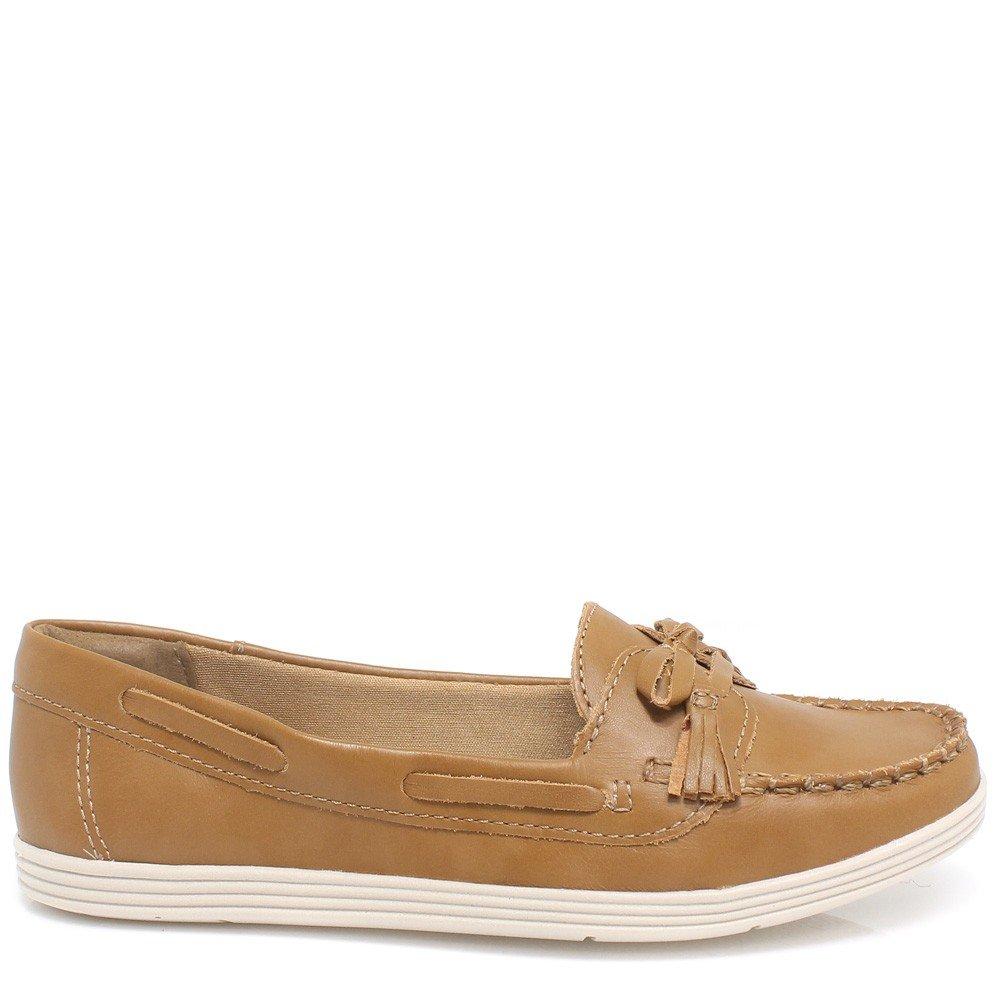 793c453e7 Sapato Dakota Mocassim em Couro B8291 | Betisa