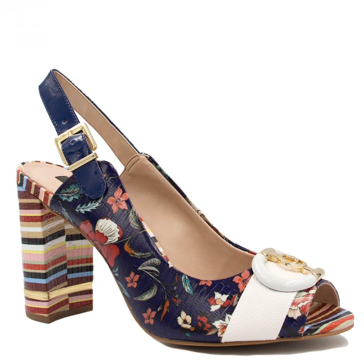 3269e9b90f Sapato Jorge Bischoff Chanel Verniz Metal 21054041